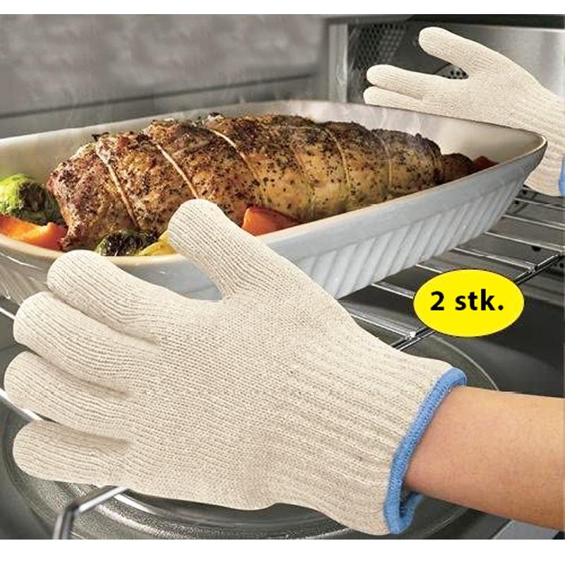 BBQ Tuff Glove (grillhandske til grillristen og varme gryder)