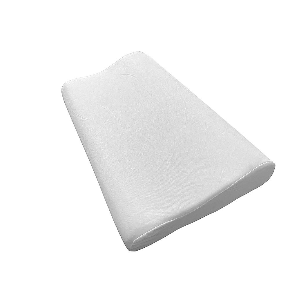 Pude - Ergonomisk med memory-skum 50 x 30 cm