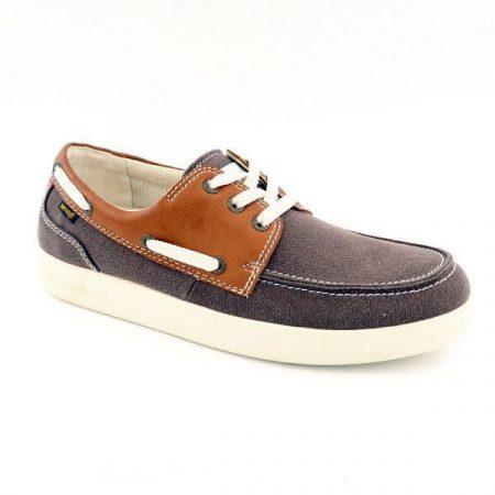 Aerosoft sailer sko (Brun)