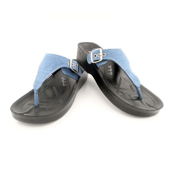 Aerosoft Sandaler (Light Blue kanvas)