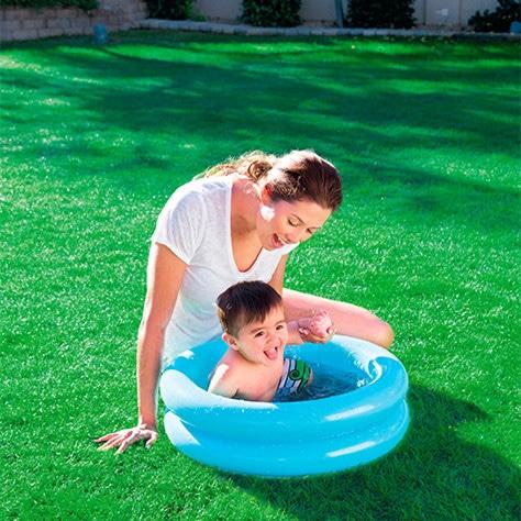 Mini børne/baby badebassin 2-ringe fra Bestway®