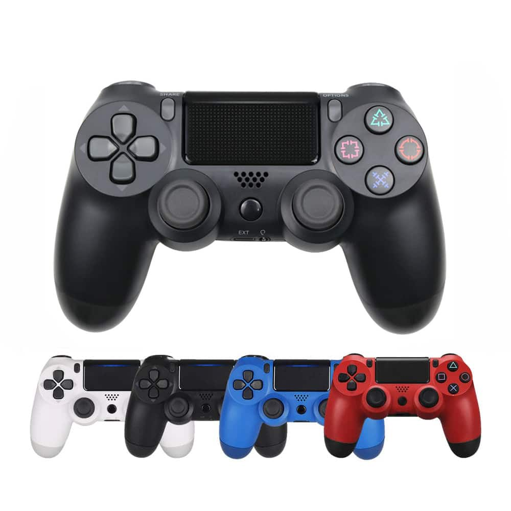 PS4 Trådløs Controller m. Touchpad og Doubleshock