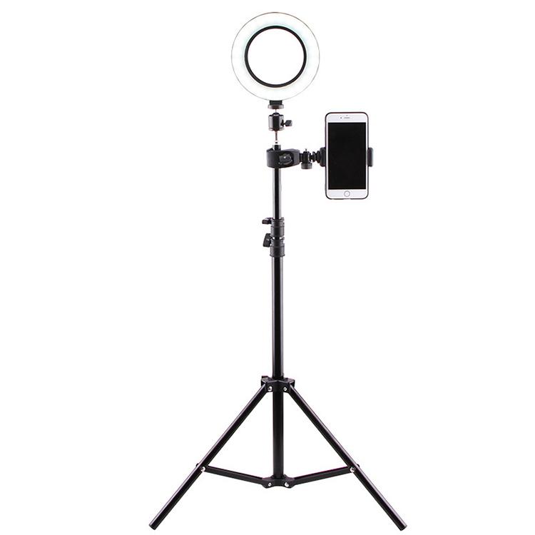 Ring light til Youtube og TikTok med Selfie Stativ/TriPod