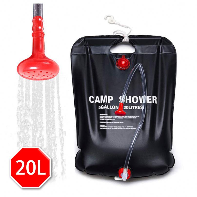 Camp Shower - solbruser 20L