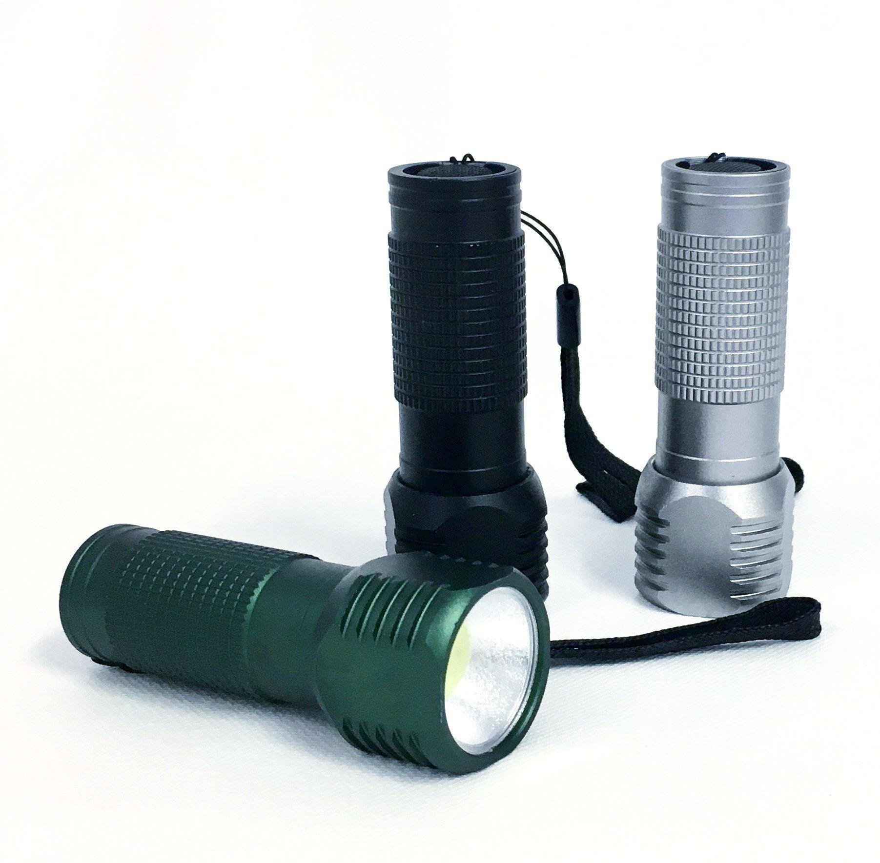 Mini LED lommelygte