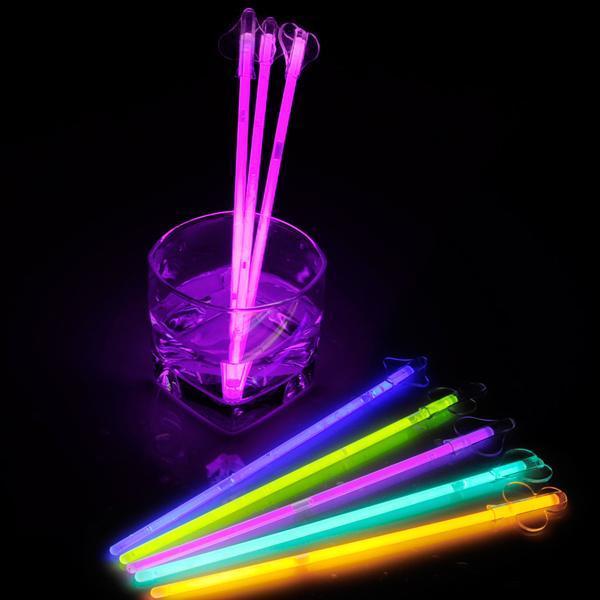 Rørpinde - selvlysende Selvlysende glow stick