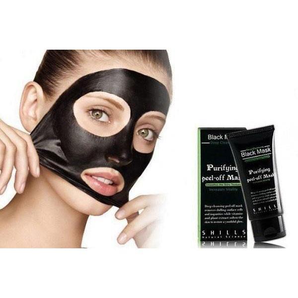 Peel off ansigtsmaske (Black Mask)