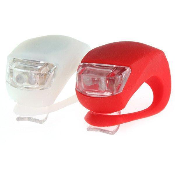 Cykellygtesæt - LED - nem montering