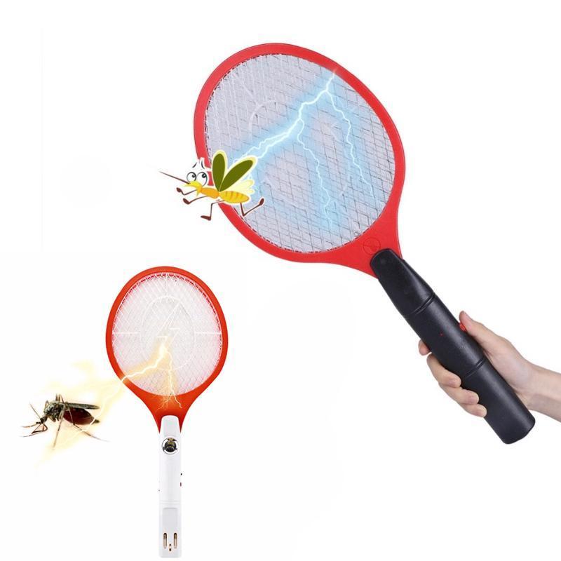 Elektrisk fluesmækker (ketsjer til myg og fluer)