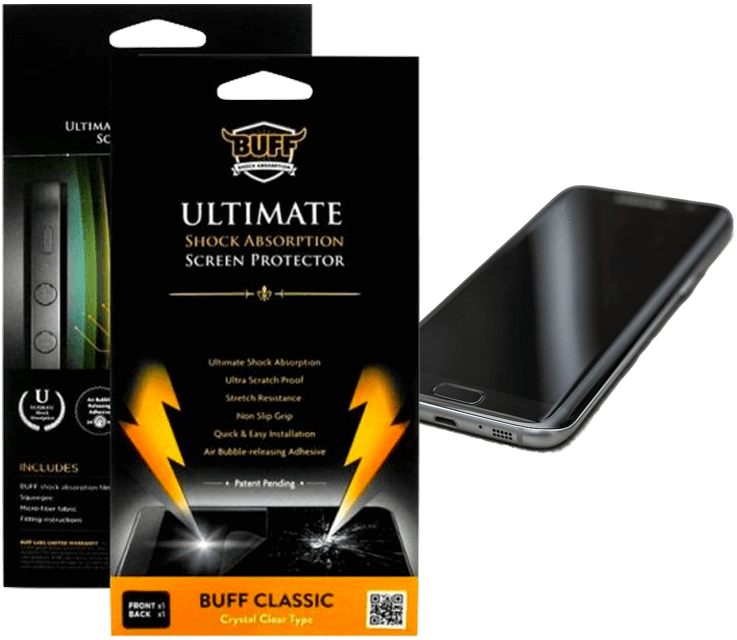 Smartphone beskyttelsesglas til Samsung - s3, S4, 4G, S5, 5G