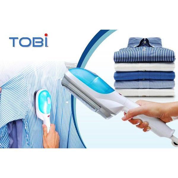 Håndholdt damprenser til tøj & tekstiler