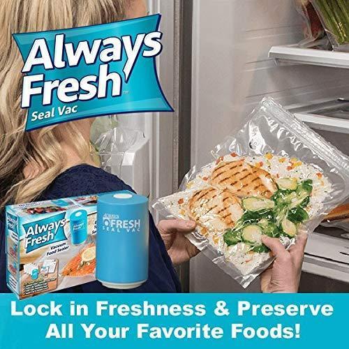 Vakuumpakker & Forsegler - hold madpakke, frugt og grøntsager friske